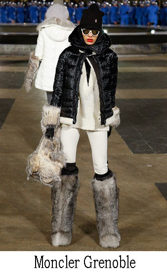 Style Moncler Grenoble Autunno Inverno Donna 6