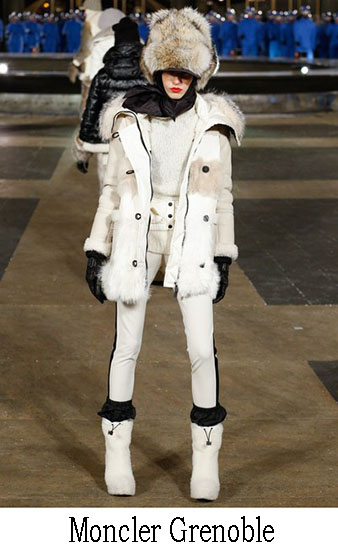 Style Moncler Grenoble Autunno Inverno Donna 7