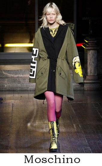 Style Moschino Autunno Inverno 2016 2017 Donna 1