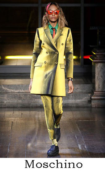 Style Moschino Autunno Inverno 2016 2017 Donna 12
