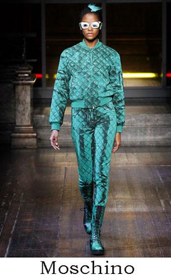 Style Moschino Autunno Inverno 2016 2017 Donna 18