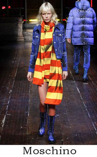 Style Moschino Autunno Inverno 2016 2017 Donna 20