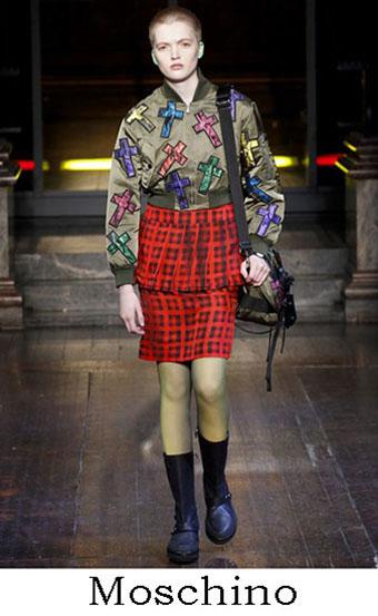 Style Moschino Autunno Inverno 2016 2017 Donna 5