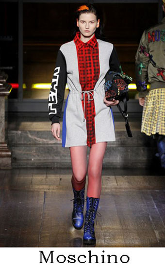 Style Moschino Autunno Inverno 2016 2017 Donna 6