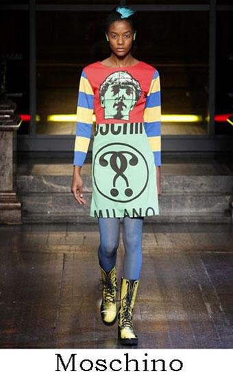 Style Moschino Autunno Inverno 2016 2017 Donna 7