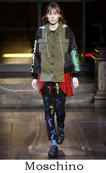 Style Moschino Autunno Inverno 2016 2017 Donna 8