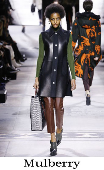 Style Mulberry Autunno Inverno 2016 2017 Donna 10