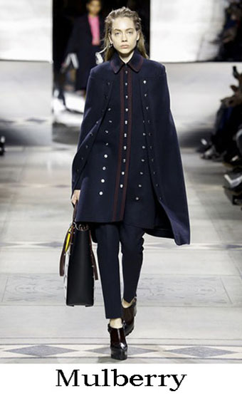 Style Mulberry Autunno Inverno 2016 2017 Donna 12