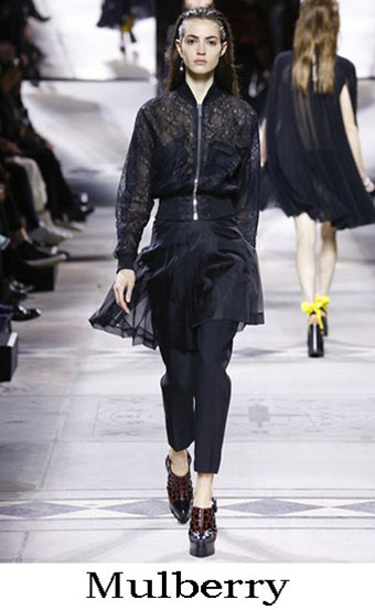 Style Mulberry Autunno Inverno 2016 2017 Donna 21