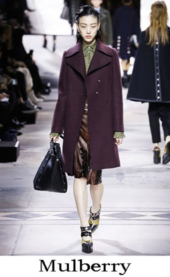 Style Mulberry Autunno Inverno 2016 2017 Donna 32