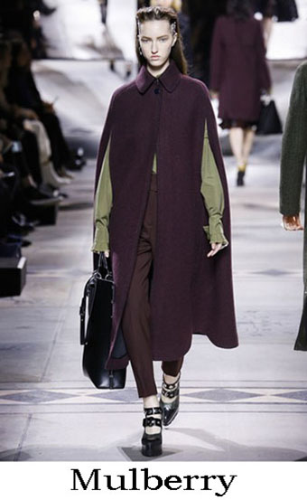 Style Mulberry Autunno Inverno 2016 2017 Donna 34