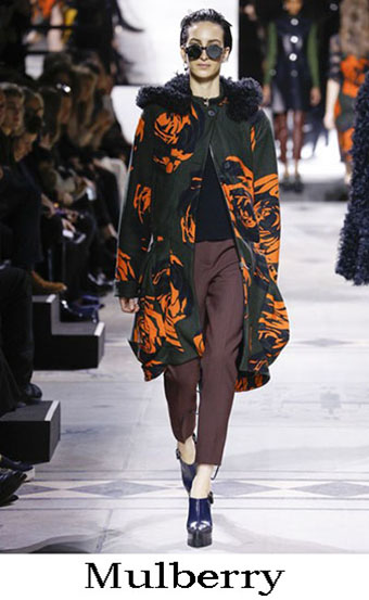 Style Mulberry Autunno Inverno 2016 2017 Donna 9