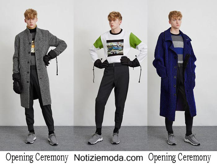 Style Opening Ceremony Autunno Inverno 2016 2017 Uomo