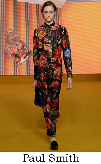 Style Paul Smith Autunno Inverno 2016 2017 Donna 8