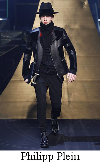 Style Philipp Plein Autunno Inverno 2016 2017 Uomo 2