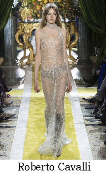 finest selection f49d8 301a3 Style Roberto Cavalli Autunno Inverno 2016 2017 Look 1