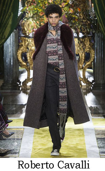 Style Roberto Cavalli Autunno Inverno 2016 2017 Look 13