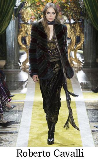 Style Roberto Cavalli Autunno Inverno 2016 2017 Look 17