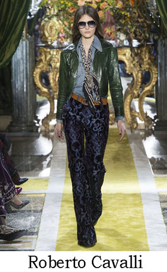 Style Roberto Cavalli Autunno Inverno 2016 2017 Look 20