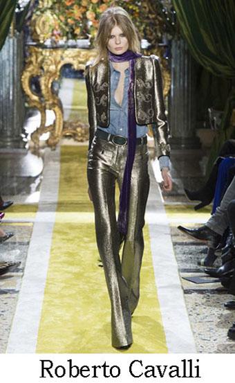 Style Roberto Cavalli Autunno Inverno 2016 2017 Look 40