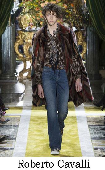 Style Roberto Cavalli Autunno Inverno 2016 2017 Look 5