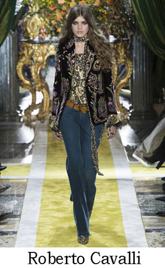 Style Roberto Cavalli Autunno Inverno 2016 2017 Look 59