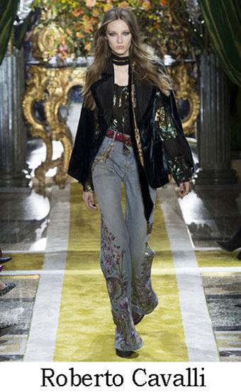 Style Roberto Cavalli Autunno Inverno 2016 2017 Look 6