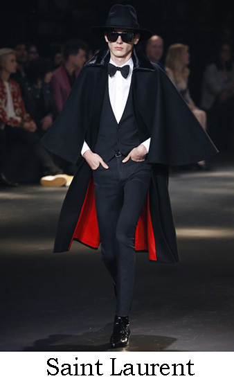 Style Saint Laurent Autunno Inverno Saint Laurent Uomo 1