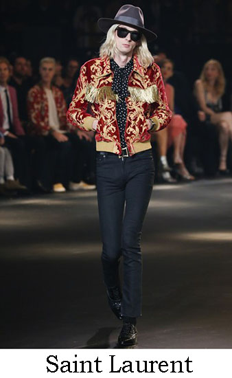 Style Saint Laurent Autunno Inverno Saint Laurent Uomo 10