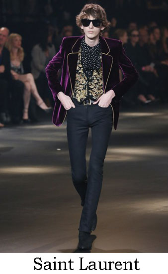 Style Saint Laurent Autunno Inverno Saint Laurent Uomo 11