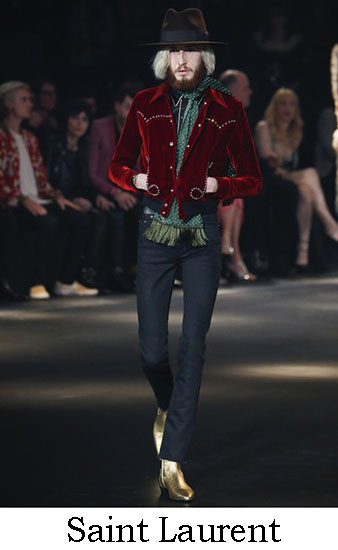 Style Saint Laurent Autunno Inverno Saint Laurent Uomo 12
