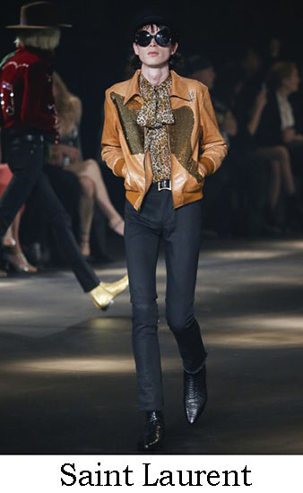 Style Saint Laurent Autunno Inverno Saint Laurent Uomo 13