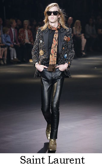 Style Saint Laurent Autunno Inverno Saint Laurent Uomo 15