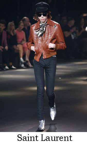 Style Saint Laurent Autunno Inverno Saint Laurent Uomo 16