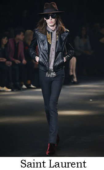 Style Saint Laurent Autunno Inverno Saint Laurent Uomo 17