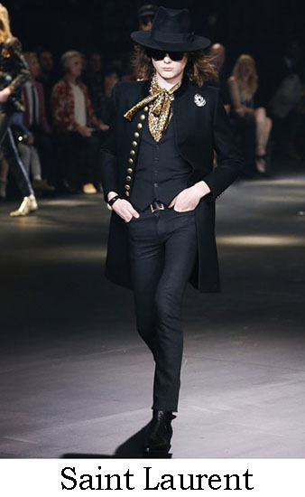 Style Saint Laurent Autunno Inverno Saint Laurent Uomo 18