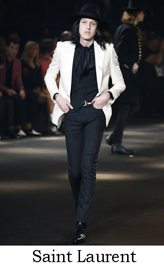 Style Saint Laurent Autunno Inverno Saint Laurent Uomo 19