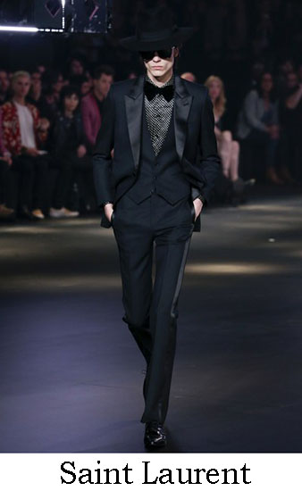 Style Saint Laurent Autunno Inverno Saint Laurent Uomo 2
