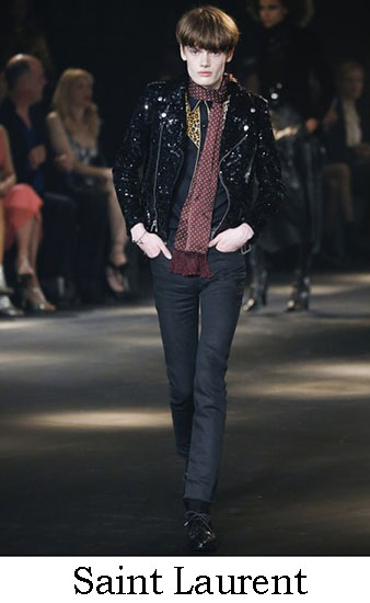 Style Saint Laurent Autunno Inverno Saint Laurent Uomo 20