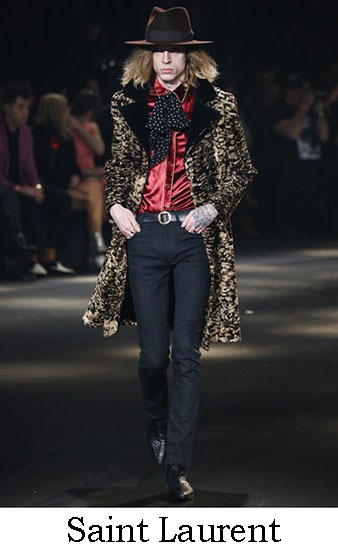 Style Saint Laurent Autunno Inverno Saint Laurent Uomo 23