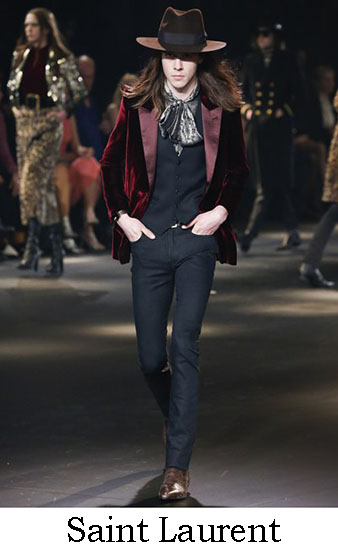 Style Saint Laurent Autunno Inverno Saint Laurent Uomo 24