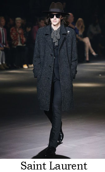 Style Saint Laurent Autunno Inverno Saint Laurent Uomo 25