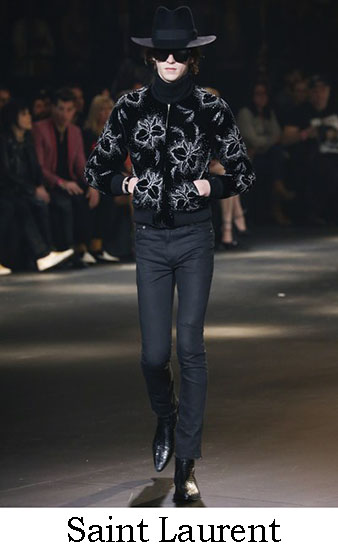 Style Saint Laurent Autunno Inverno Saint Laurent Uomo 26
