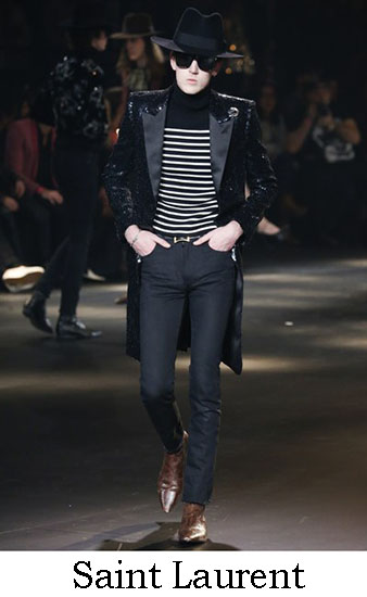 Style Saint Laurent Autunno Inverno Saint Laurent Uomo 27