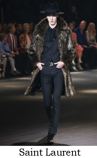Style Saint Laurent Autunno Inverno Saint Laurent Uomo 28