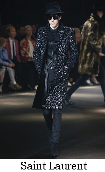 Style Saint Laurent Autunno Inverno Saint Laurent Uomo 29