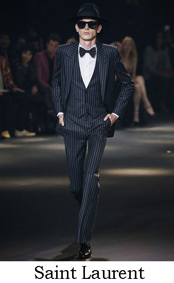Style Saint Laurent Autunno Inverno Saint Laurent Uomo 3