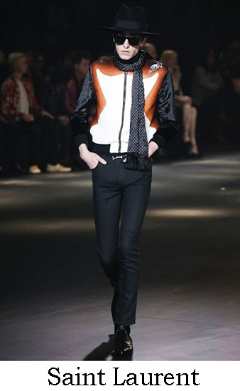 Style Saint Laurent Autunno Inverno Saint Laurent Uomo 31