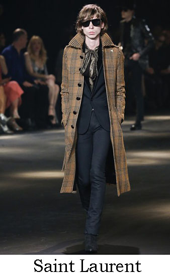 Style Saint Laurent Autunno Inverno Saint Laurent Uomo 32