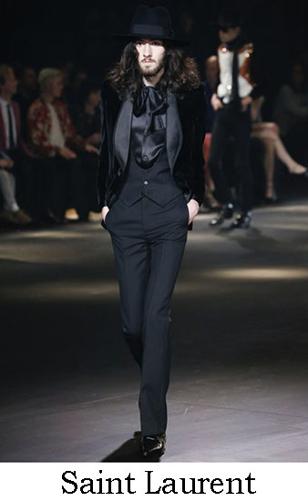 Style Saint Laurent Autunno Inverno Saint Laurent Uomo 33